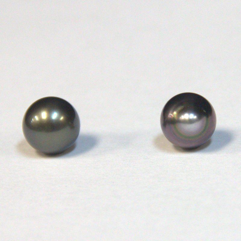 Natural Colored Tahitian Pearls