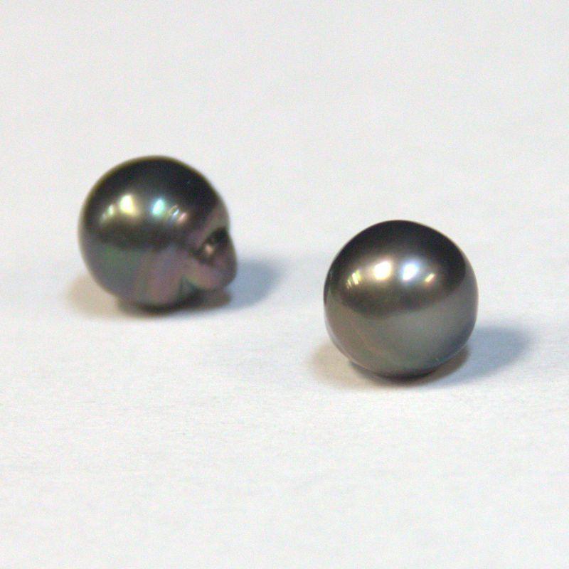Natural Colored Tahitian Cultured Pearl