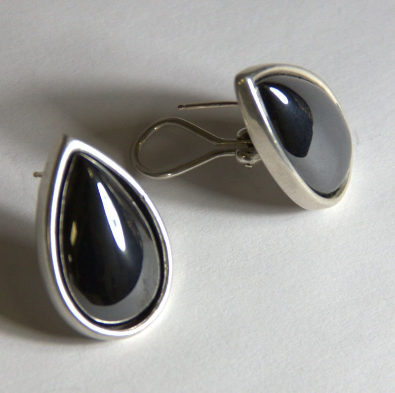 Paloma Picasso Picaso Vintage Tiffany & Co Earrings