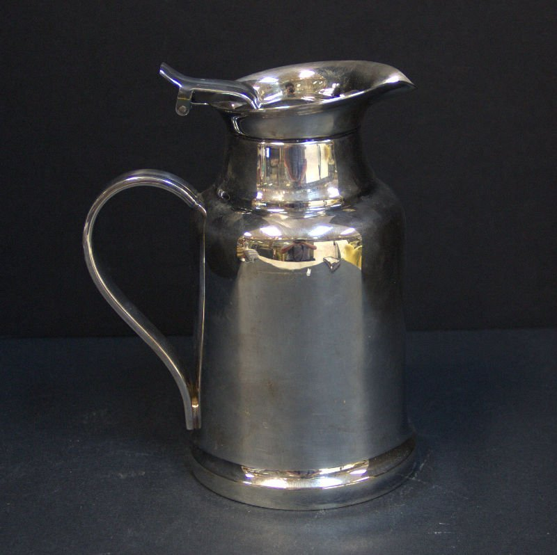 Christofle Albi Silver Plated Thermos