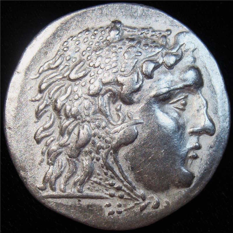 Ancients: Macedonian Kingdom. Alexander III. 336-323