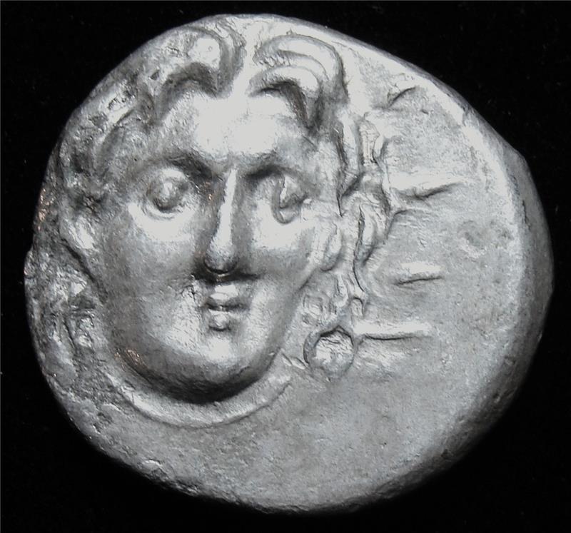 Ancients: CARIA. Rhodos. Rhodes. Ca. 316-304 BC. AR