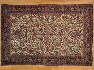 Handmade Antique Persian Lilahan Exc Cond Oriental Rug