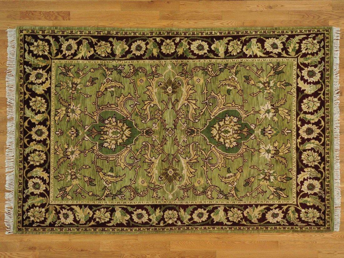 Rajasthan Thick and Plush Oriental Rug Handmade