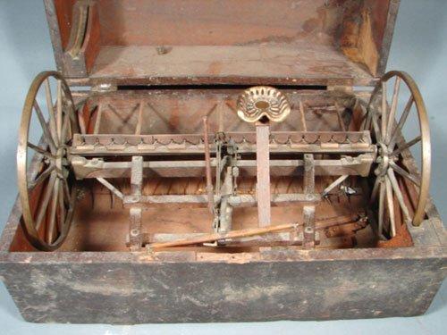 5531A: Antique Salesman Sample / Patent Model Farm Impl