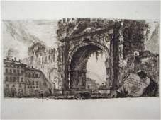 2033: 18th c. Giovanni Battista Piranesi Architectural