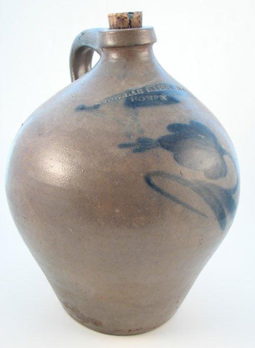 1006: Chollar Darby & Co Homer Early One Gallon Stonewa