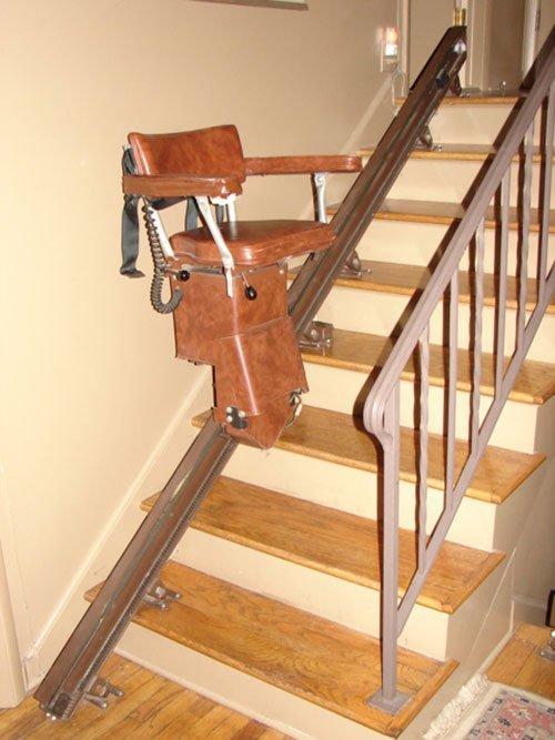 1213 Wecolator The Cheney Co Inc Stair Lift Handicap