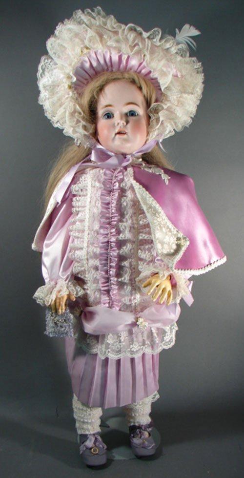 """2002: Antique Made in Germany 32"""" No. 171 Kestner Doll."""