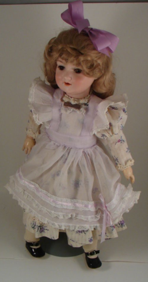 2009: Rare Armand Marseille 560 German Bisque Character