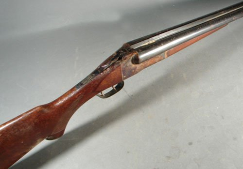 314: LeFever Nitro Special 12 ga Double Barrel Shotgun