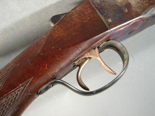 314: LeFever Nitro Special 12 ga Double Barrel Shotgun  - 4
