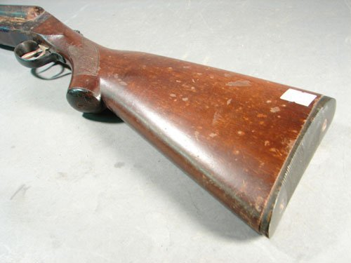 314: LeFever Nitro Special 12 ga Double Barrel Shotgun  - 5
