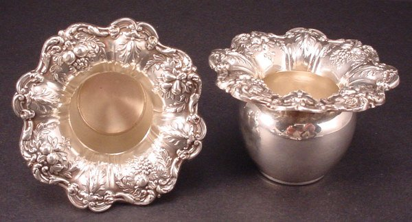 """3A: Two Reed & Barton Sterling Silver. """"Francis I"""" patt"""