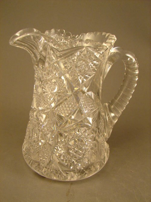 1004: Hawkes American Brilliant Period ABP Cut Glass