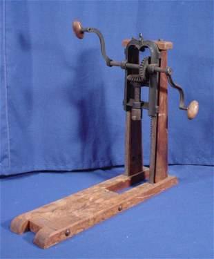 """""""Douglas Manufacturing Co"""" Antique Boring Tool, M"""