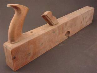 """Fore Plane. 18 1/2""""l"""