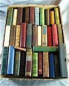 390: 34 Antique / Vintage Book Form Still Banks. Variou