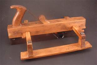 """Plow plane- Iron Marked: """"Providence Tool Co."""" 8"""""""