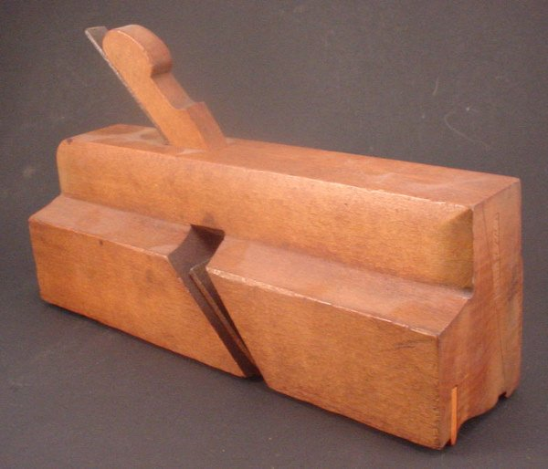 """2021: 5/8"""" Ogee Molding plane. """"Reed"""" """"Utica"""" 5 1/4""""h x"""