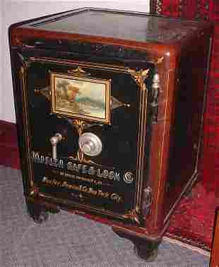 Mosler Antique Safe