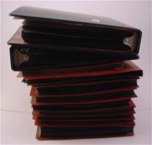 12 Books of Letters, First Day Issues, Postcards an
