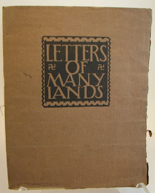 023: Letters From Many Lands Pamphlet