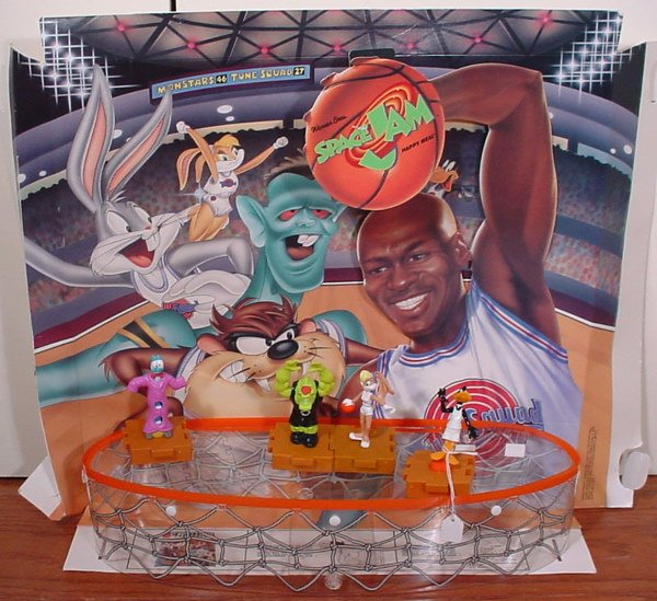 20: McDonald's Space Jam Happy Meal Collectibles Store