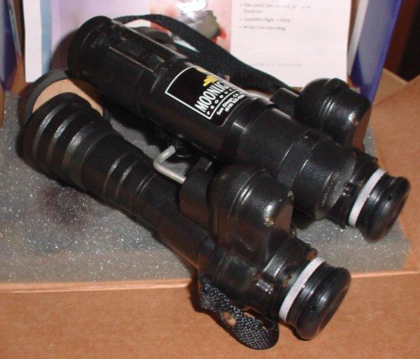 60: Night Vision Binoculars. MPN 30K. Binoculars, scope