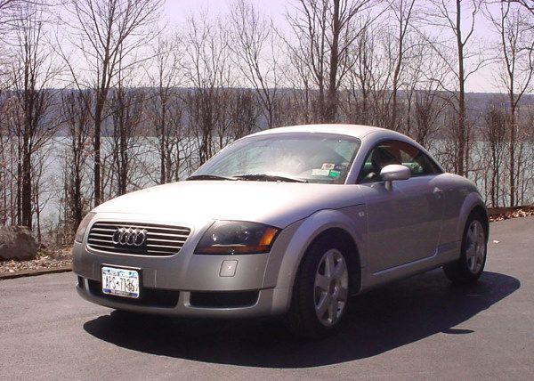 Audi TT Automobile