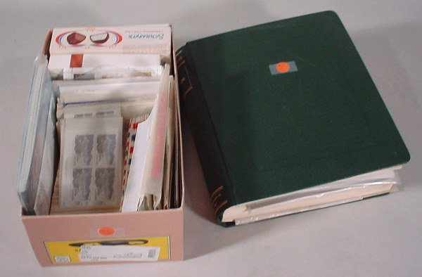 2023: Large Canada Collection Book with 100s of plate b