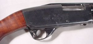 3202B: Savage Model 30D, 12 gauge pump action shotgun w