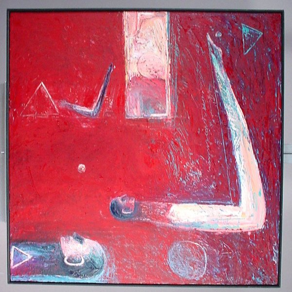 1008: Thom Cooney-Crawford oil painting