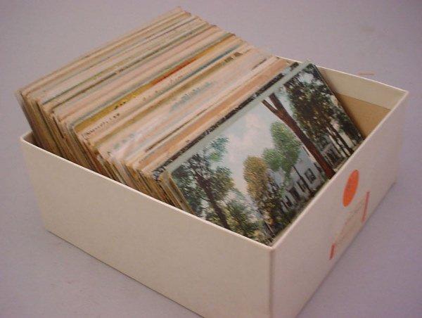 3: Lot U.S. Postcards, approximately 175.