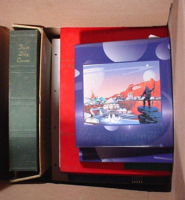 17: Regent World Wide Stamp Album, Super Bowl XXV Stamp