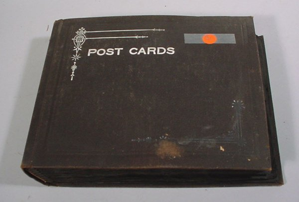 21: PostCard Album. Over 250 Cards, mostly colored.