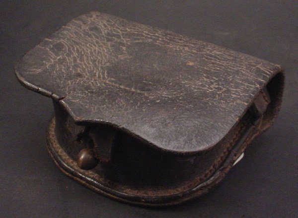 1034: Civil War era Cartridge Pouch w/ vent pick