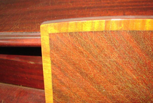 2249: Krakauer Upright Grand Piano with mahogany case a - 4