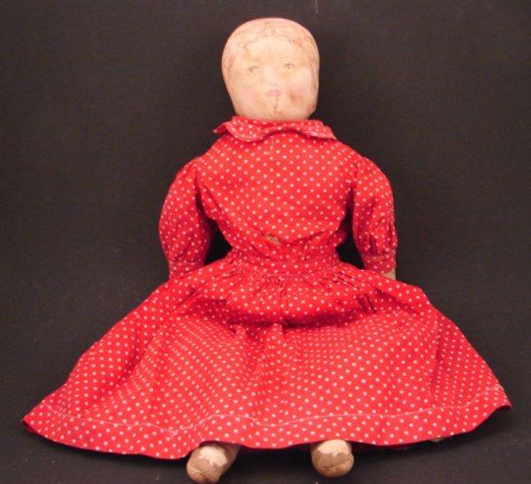 "2379: Mothers Congress Doll. Baby Stuart. Marked ""Phila"
