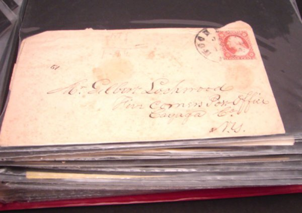 1020: Book with U.S. and Foreign Covers. Approximately