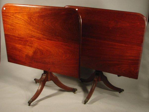 1200: Mahogany Dining Table