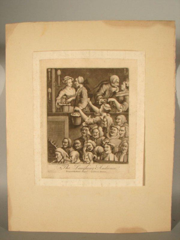3003: William Hogarth Print