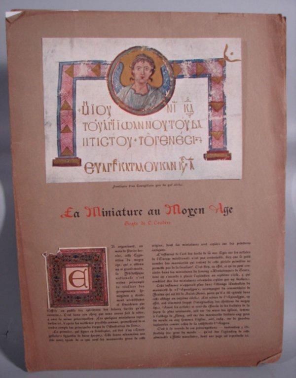 3014: Religious French Illustrated Magazine