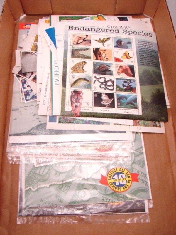 5004: $275.00 + face U.S. Postage