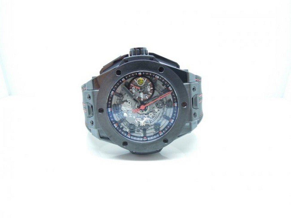 Hublot All Black Ferrari Ltd Automatic 401.CX.0123.VR