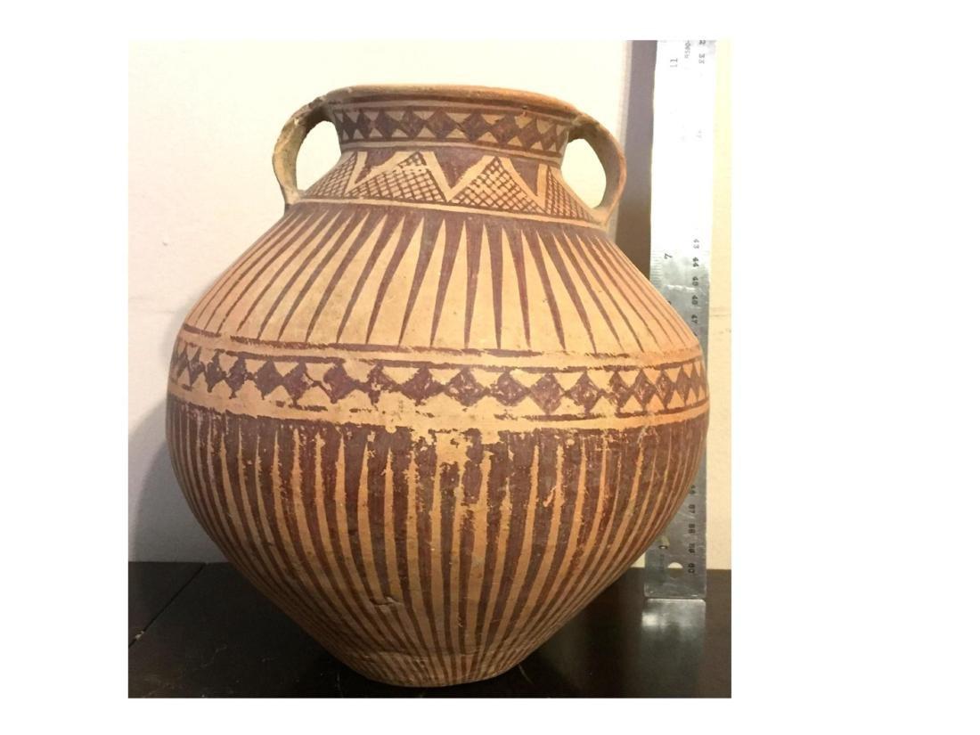 ANCIENT ROMAN CLAY JAR