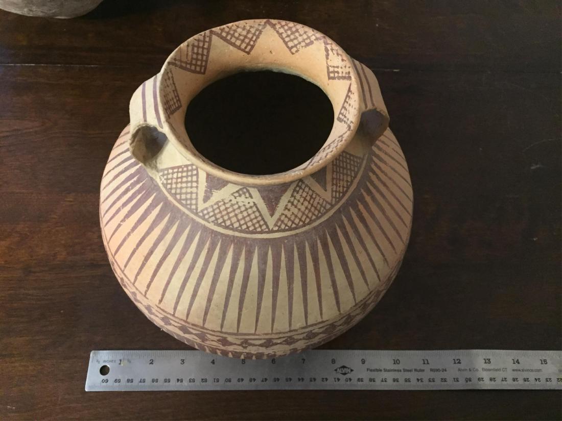 ANCIENT ROMAN CLAY JAR - 2