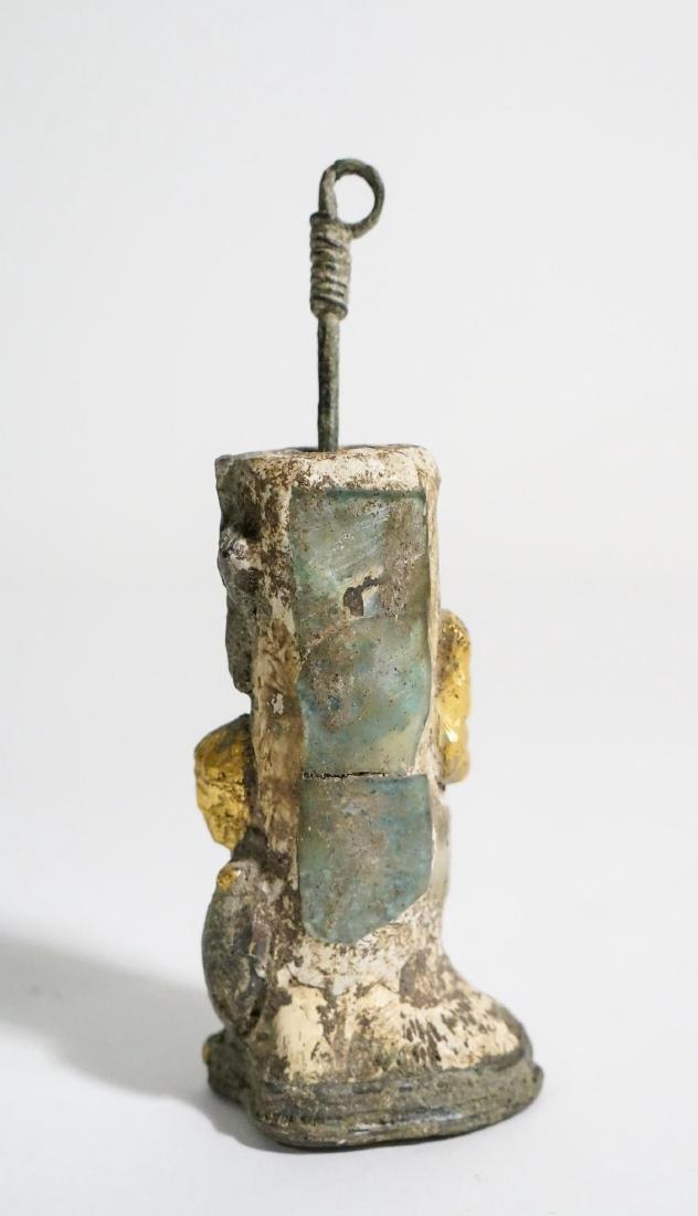 ANCIENT ROMAN BONE COSMETIC JAR - 4