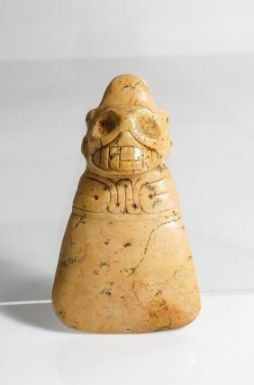 TAINO AX-MAN FORM (1000-1500 CE)
