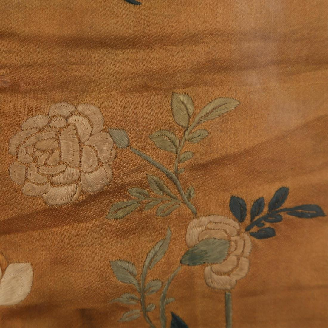 CHINESE KESI PANEL OF LOHAN, QING DYNASTY - 7
